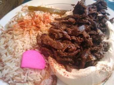 Agneau Shawarma,épicé cuisson lente (Moyen-Orient)
