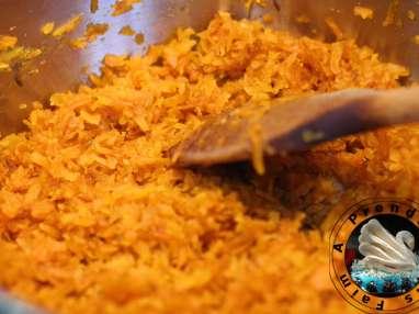 Chutney carottes yuzu