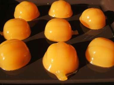 Bonbons citrouilles