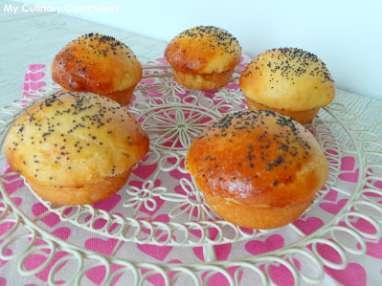 Petits buns briochés à la machine à pain