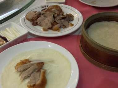 Canard Laqué comme à Pékin