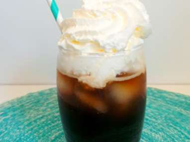Café glacé gourmand
