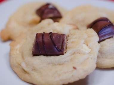 Cookies au Kinder Bueno