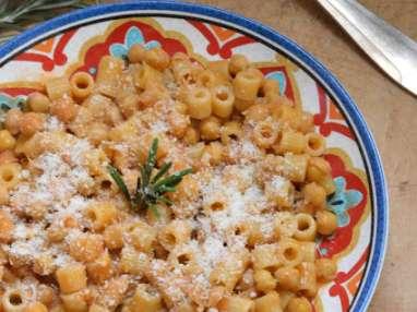La Pasta e Ceci italienne
