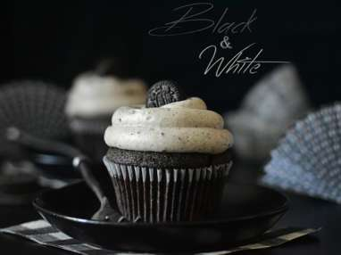 Les cupcakes aux biscuits Oreo