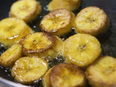 Des recettes qui donnent la banane