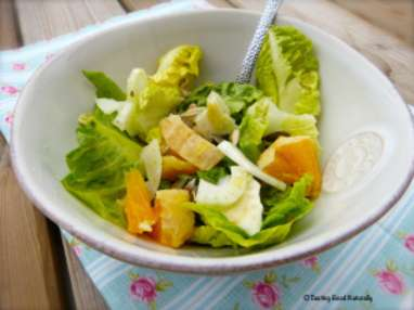 Salade ? Vous avez dit salade ? Comme c'est salade...