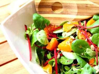 Pour composer vos salades, suivez la musique