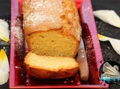 Gâteau de Madère au citron (pas à pas en photos)