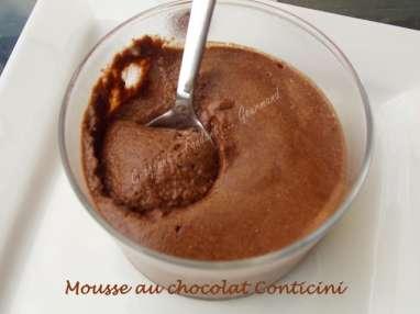 Mousse au chocolat Conticini