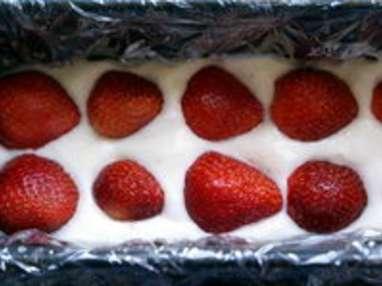 Charlotte aux fraises - Etape 7