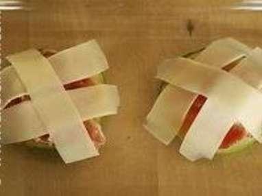 Hamburgers de courgettes - Etape 7