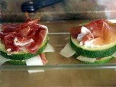 Hamburgers de courgettes - Etape 8
