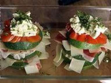 Hamburgers de courgettes - Etape 10
