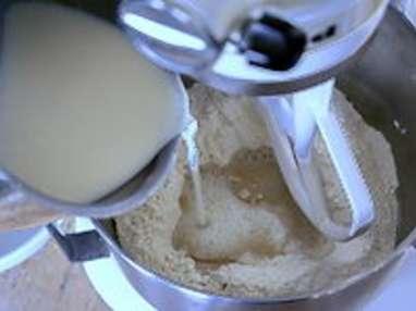 Coquilles de Noël ou cramiques - Etape 2