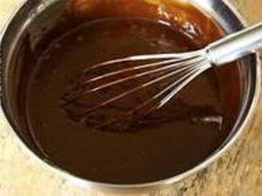 Fondant au chocolat - Etape 9