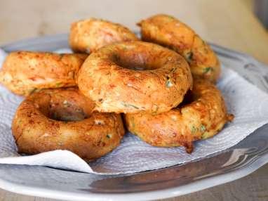 Muffins au bacon et au fromage - Etape 12