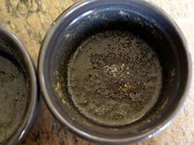 Oeufs cocotte aux pointes d'asperges - Etape 3