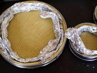 Tarte poireaux mimolette - Etape 8