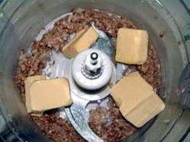 Beurre d'anchois - Etape 2