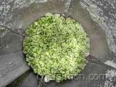 Cakes glacés citron vert - Etape 2