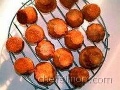 Cakes glacés citron vert - Etape 7