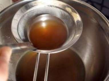 Lapin en gelée à la bière - Etape 8