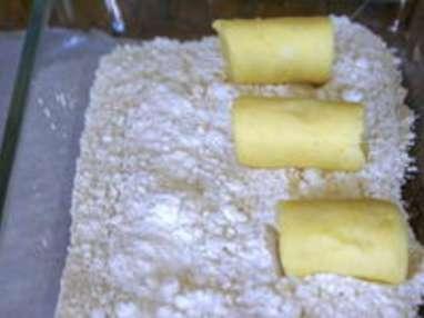 Pommes croquettes - Etape 6
