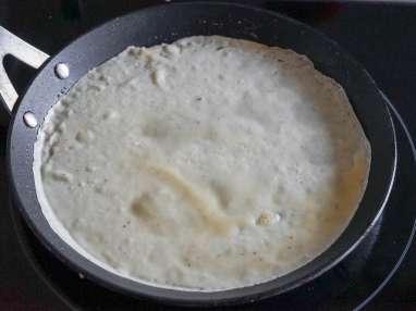 La pâte à crêpes - Etape 11