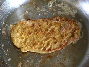 Escalope de veau panée à l'anglaise - Etape 12