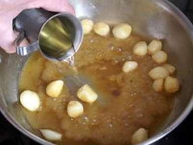 Filet mignon aux gousses d'ail - Etape 7