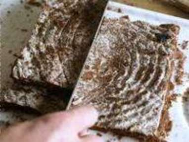 Millefeuille craquant au chocolat - Etape 8
