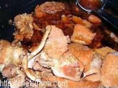 Porc au caramel - Etape 12
