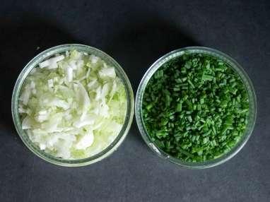 Sauce tartare - Etape 8