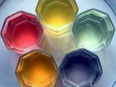 Les sirops parfumés