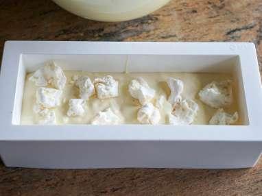 Bûche de noël glacée à la mandarine - Etape 9