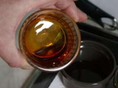 Chemiser un moule au caramel - Etape 6