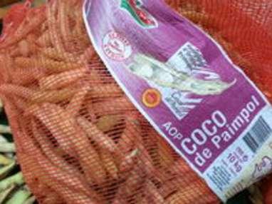 Haricots cocos liés au beurre - Etape 1