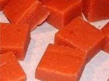Pâtes de fruits pomme coing - Etape 11