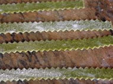 Détailler des tagliatelles fraîches - Etape 8