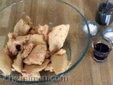 Déveiner et assaisonner le foie gras