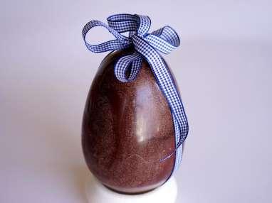 Tablage du chocolat noir - Etape 8