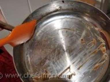 Sauce au balsamique - Etape 4