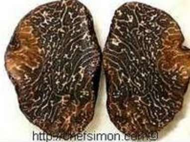 Les oeufs aux truffes sans truffes