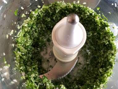 Boulettes de boeuf sauce Madère - Etape 3