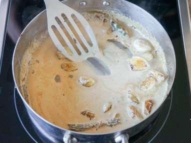 Côtes de veau à la gousse d'ail - Etape 9