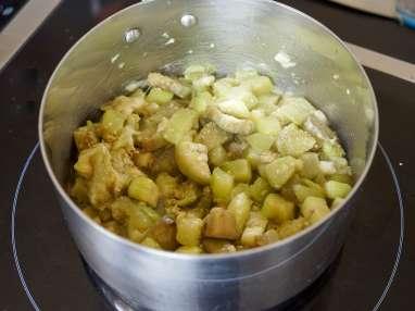 Lasagnes de légumes - Etape 5