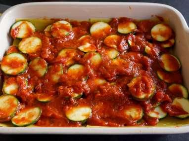 Lasagnes de légumes - Etape 9