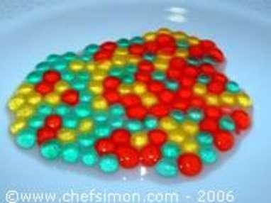Perles d'alginates - Etape 9