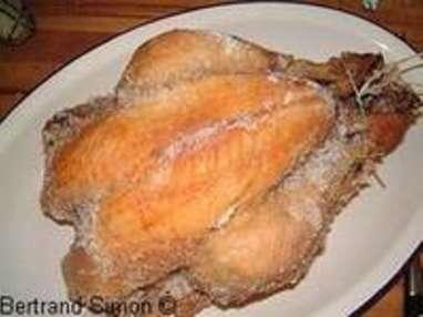 Poulet au gros sel - Etape 8